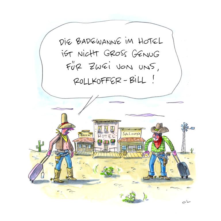Rollkoffer-Bill