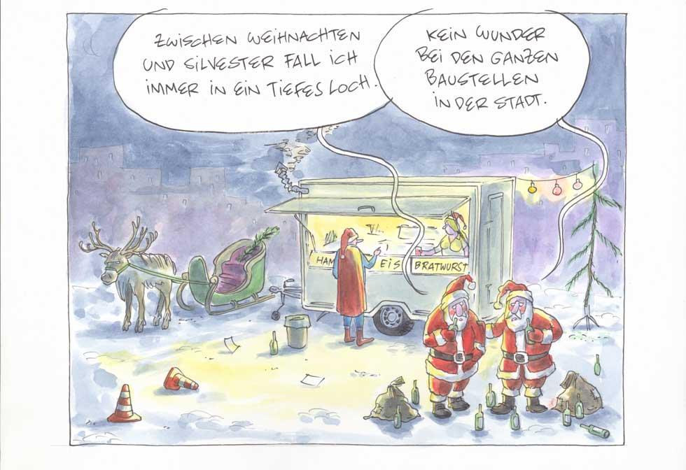 cosmoprolet zwischen weihnachten und silvester