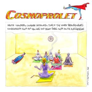 Cosmoprolet - Wandern