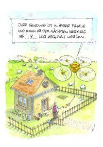 DHL-Drohne