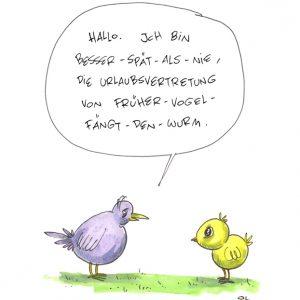 Frueher-Vogel