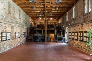 Kloster Galerie Zehdenick, Juli 2018
