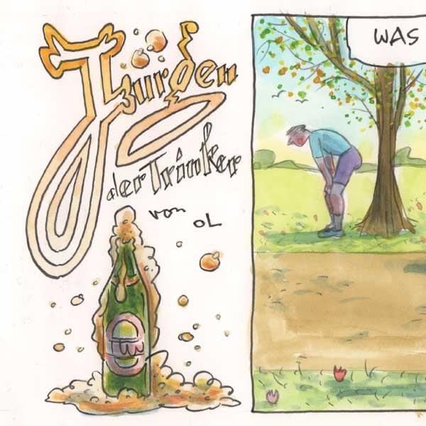 Jürgen der Trinker - Joggen