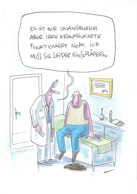 Krankenkarte