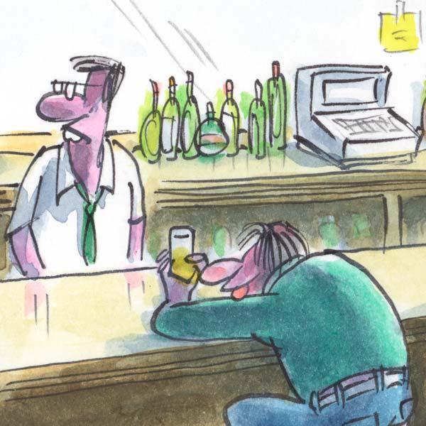 Jürgen der Trinker - Bioprodukte
